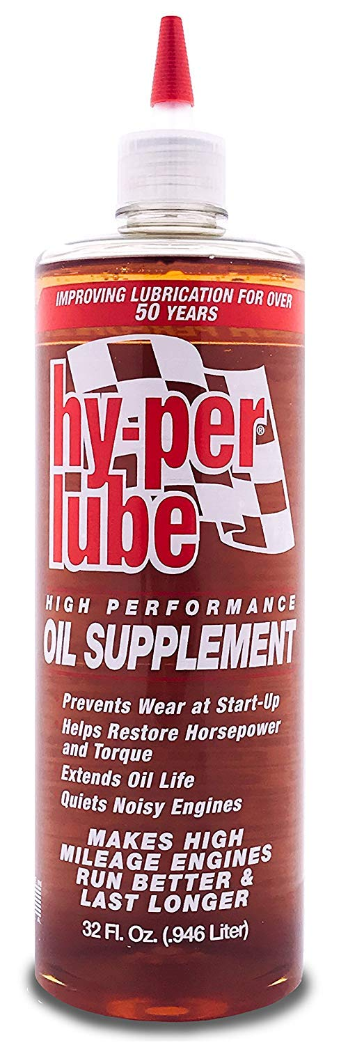 Hy-Per Lube HPL201-3PK High Performance Oil Supplement, 32. fluid_ounces, 3 Pack