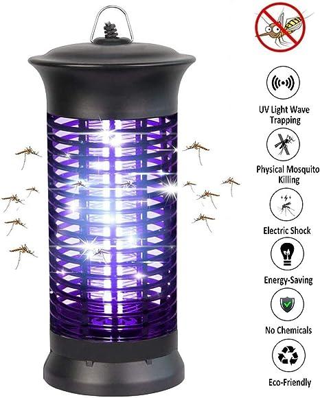 Lámpara Mata Insectos voladores