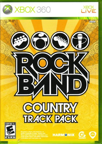 (Rock Band Track Pack Country Xbox 360)