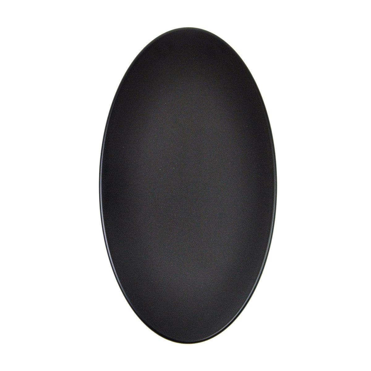 Minelab Elliptical Skidplate Spare Garden Accessory, 10-Inch, Black