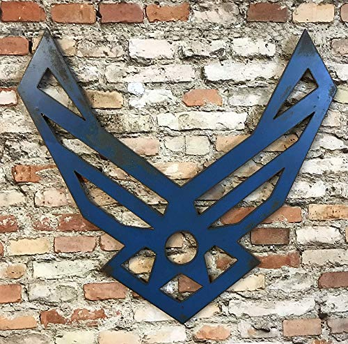 United States Air Force Symbol - Metal Wall Art Home Decor