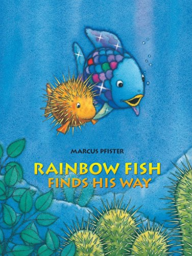 (Rainbow Fish Finds His Way )