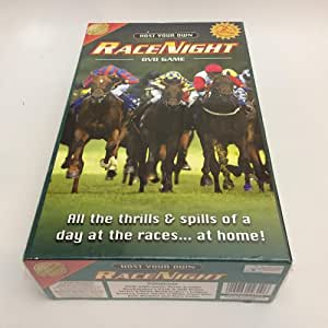 RaceNight Anfitrión De Su Propio DVD 2 del Juego Edición: Amazon.es: Juguetes y juegos