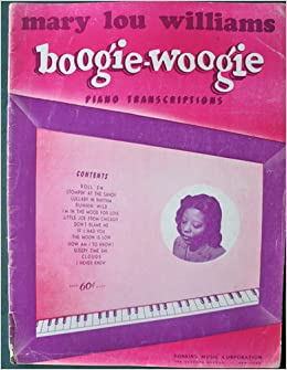 boogie woogie piano book pdf