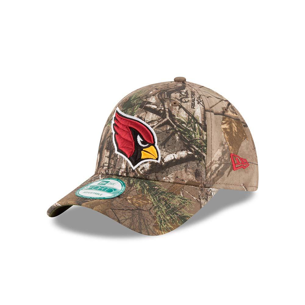 Arizona Cardinals The Leagueリアルツリーカモ9 FORTY Adjustable Hat /キャップ   B01GMYU322