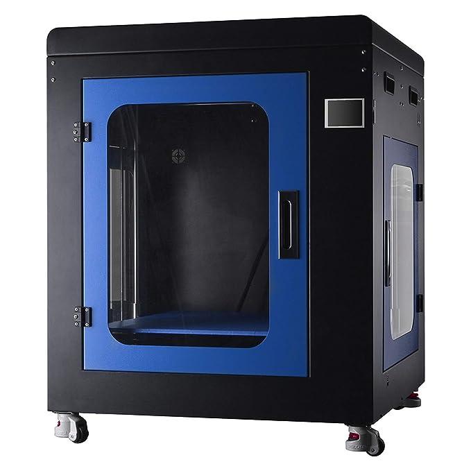Snjin Impresora 3D, Tamaño Grande (500x500x500mm): Amazon.es ...