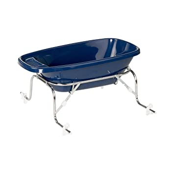 Geuther - Baby Bath Tub Stand (Chrome) 4808: Amazon.co.uk: Baby