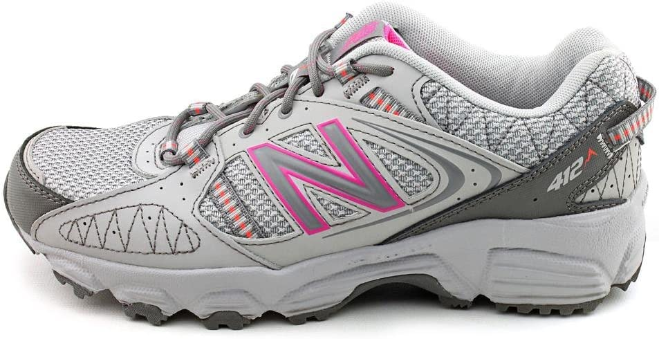 Amazon.com: New Balance Pink 412 Trail