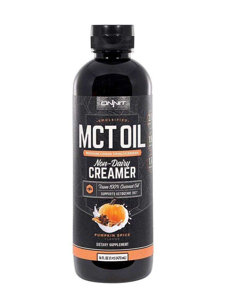 Amazon Com Emulsified Mct Oil Creamer Vanilla Best Keto