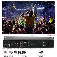 HDMI LED Display Video Wall Processor HD TV Max Load Of 1920 × 1200 @60Hz Video Wall Controller Kystar KS600
