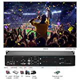 HDMI LED Display Video Wall Processor HD TV Max Load Of 1920 × 1200 @60Hz Video Wall Controller Kystar KS600