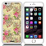Compatible with:Apple iPhone 6 s 4.7this stylish premium high-quality Premium grade PC/TPUprovide added protection against dropbump and shock durable.Protects the phone from scratches and dust.Color:Black&&White TPU 6 designed to give...