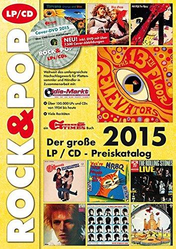 Der große Rock & Pop LP / CD Preiskatalog 2015