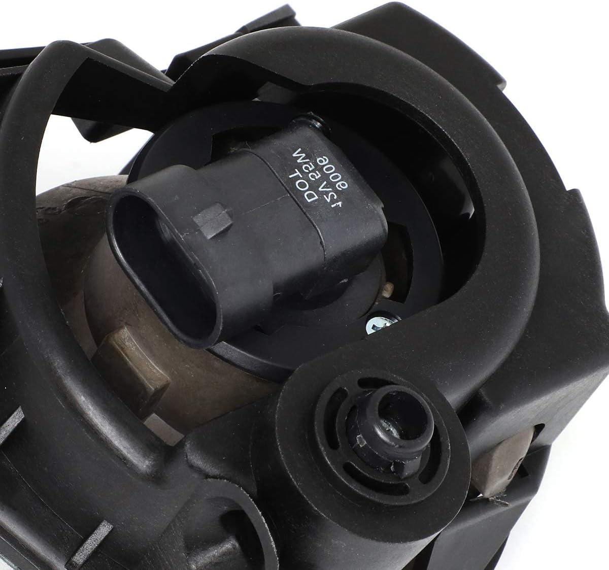 For 08-11 Subaru Impreza 1 Pack DNA Motoring FL-OEM-0136L Left OEM Fog Light//Lamp