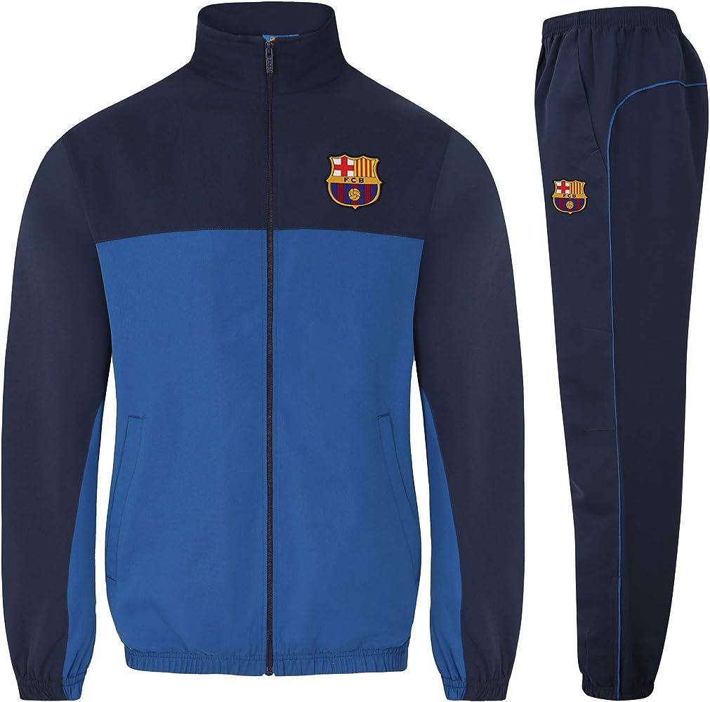 FCB FC Barcelona - Chándal Oficial para Hombre - Chaqueta y ...