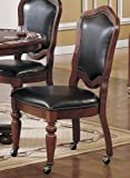 Sunset Trading Caster Chair - Set of 2