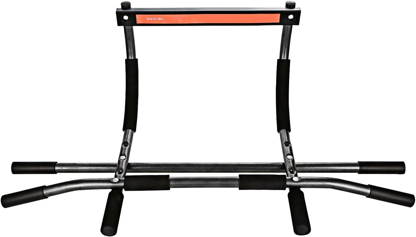 Anfan Multi-Grip Doorway Trainer Door Pull-up / Chin-up Bar