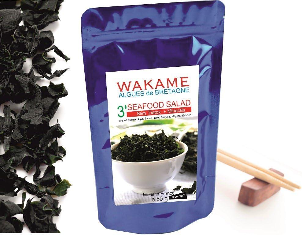 Bleu & Marine Wakame Algen Instant Flocken