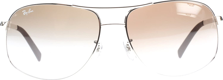 57a12cd9ca Ray-Ban Sunglasses (RB 3387 003 68 64)  Amazon.ca  Shoes   Handbags