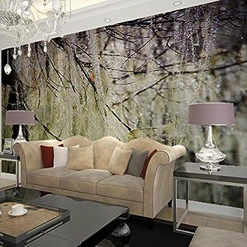 300cmX250cm Home Decor Alter Baum Natur Bild Drucken Wand Papier Wandbild  Tapeten Für Wohnzimmer Schlafzimmer Fernseher