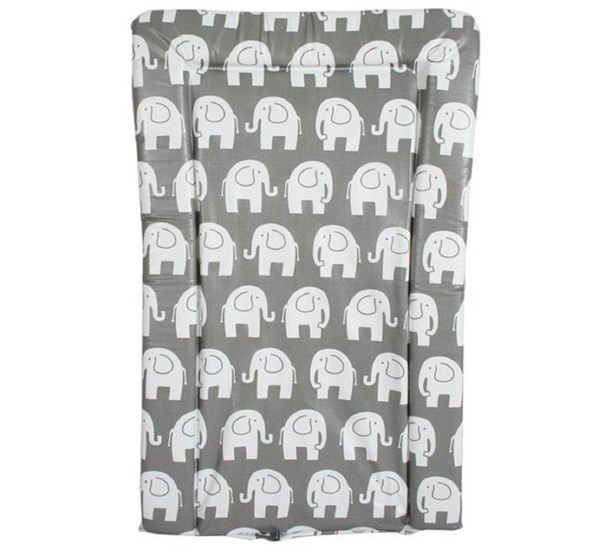 My babiie grau Elefanten Wickelunterlage My Companiie Ltd MBCMGE