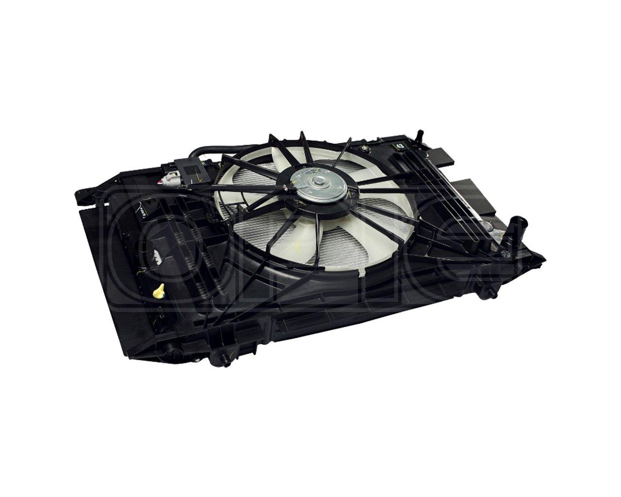 Denso DER21007 - Ventilador Del Radiador