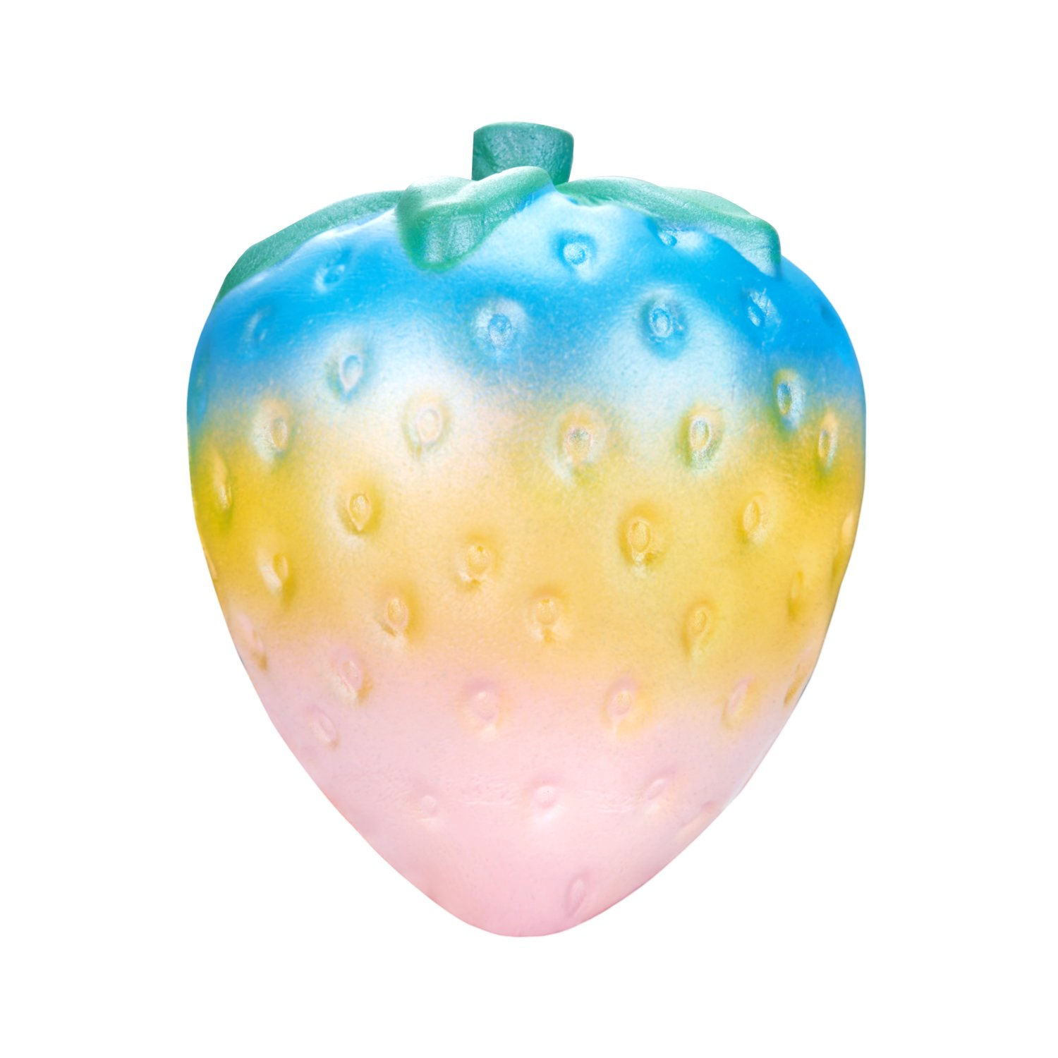 well-wreapped Rainbow Strawberry Squishy Super Jumbo Scented Slow ...
