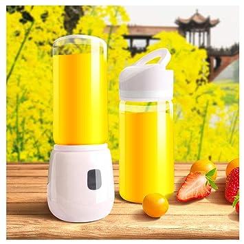 Mini licuadora portátil Multi-Function Travel Juice Cup con Carga ...