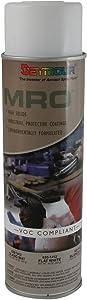 Seymour 620-1412 Industrial MRO High Solids Spray Paint, Flat White