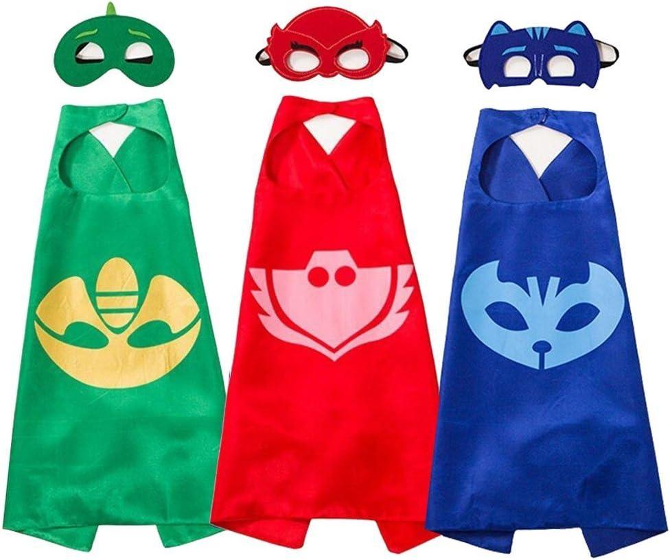golight Superhéroe Máscaras para Disfraz y Vestir para Niños ...