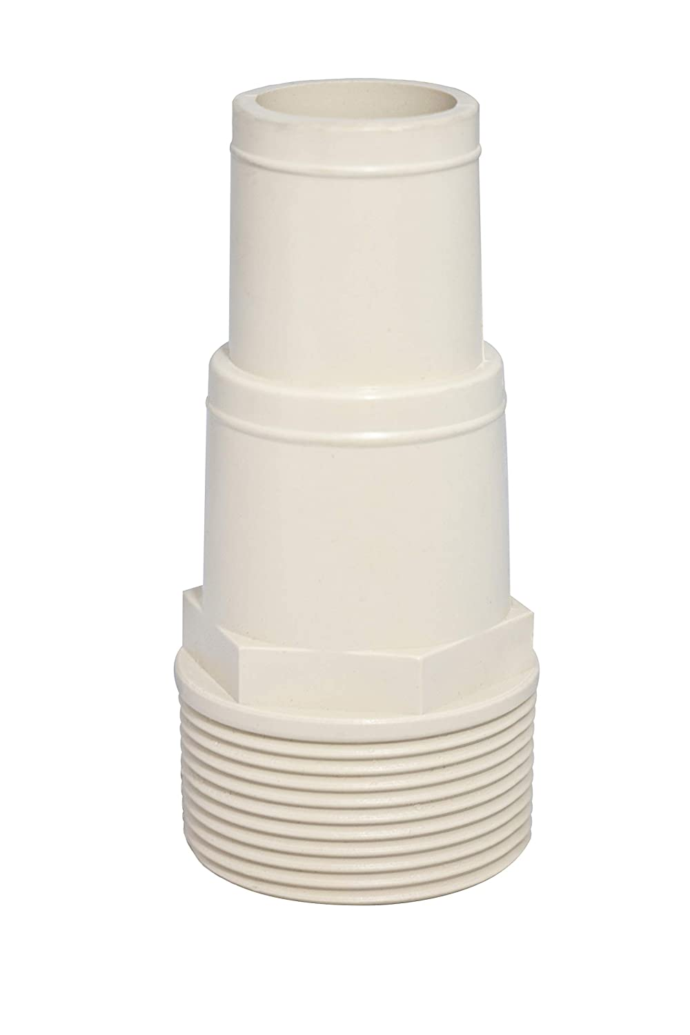Swimline Hose 1 1 Adapter, White