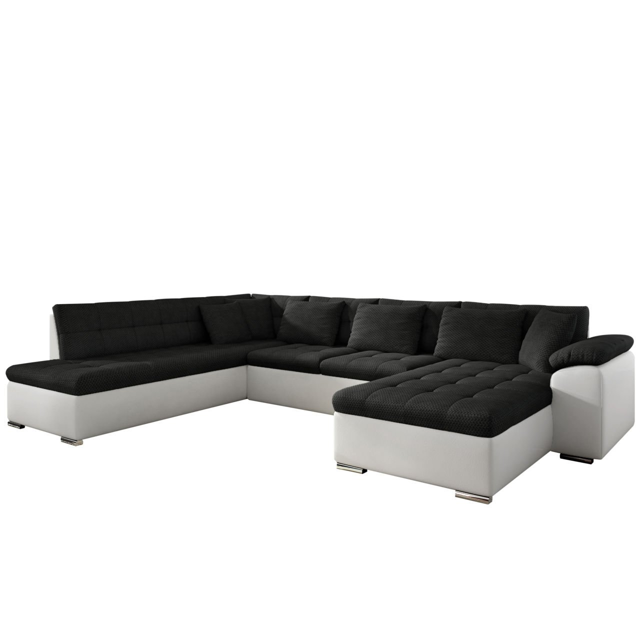 eckcouch ecksofa niko bis smart design sofa couch mit. Black Bedroom Furniture Sets. Home Design Ideas