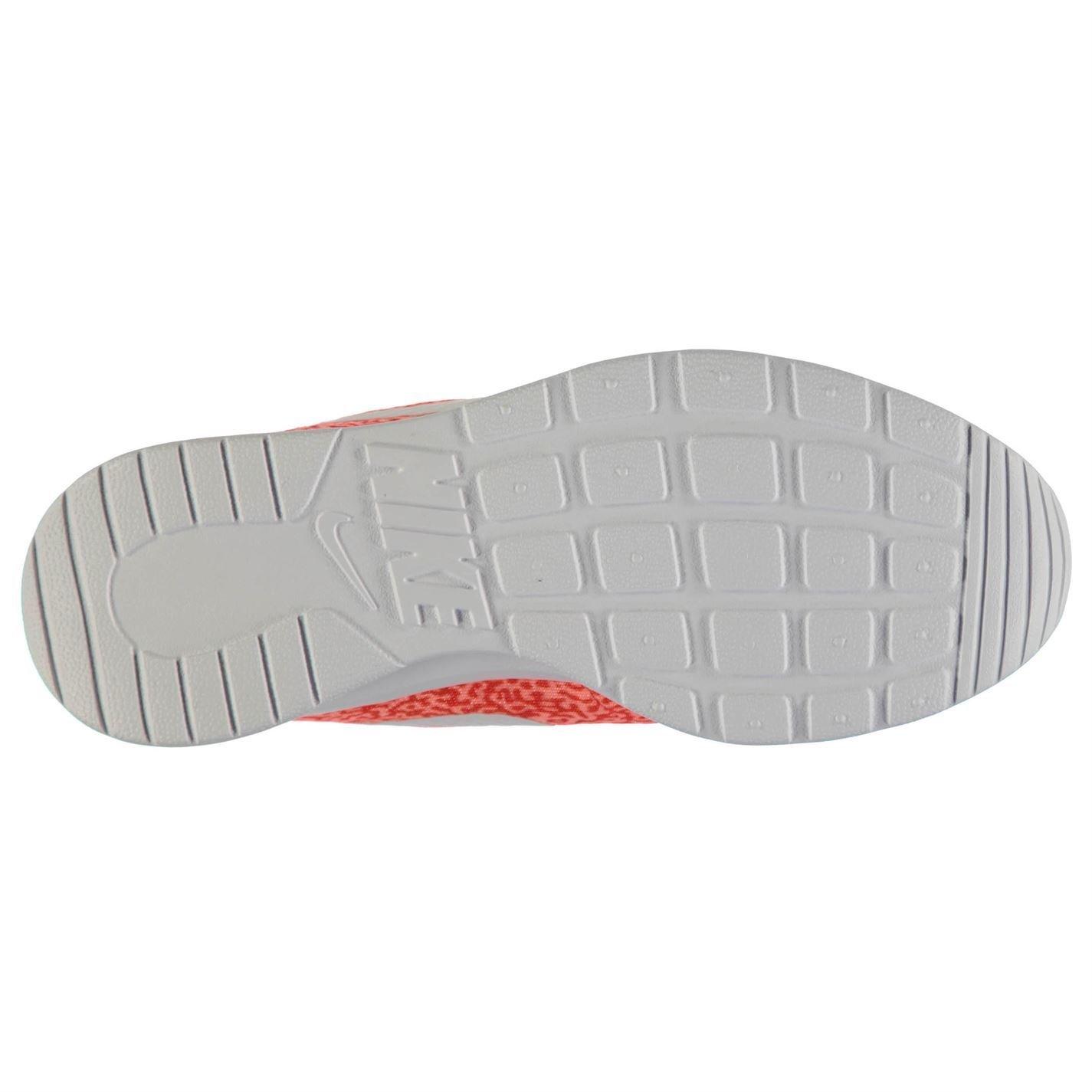 size 40 093bc 9e8ca Nike Tanjun impresión Deportes Estilo de Vida Zapatillas para Mujer Rojo/Rojo  Casual Zapatillas Zapatos, Red/Red: Amazon.es: Deportes y aire libre