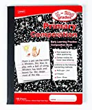 """Staples Primary Composition Book, 9 3/4"""" x 7"""