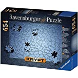 Ravensburger Krypt Silver - 654 pc Blank Puzzle Challenge
