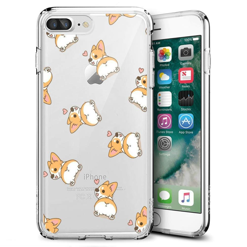 corgi iphone 8 plus case