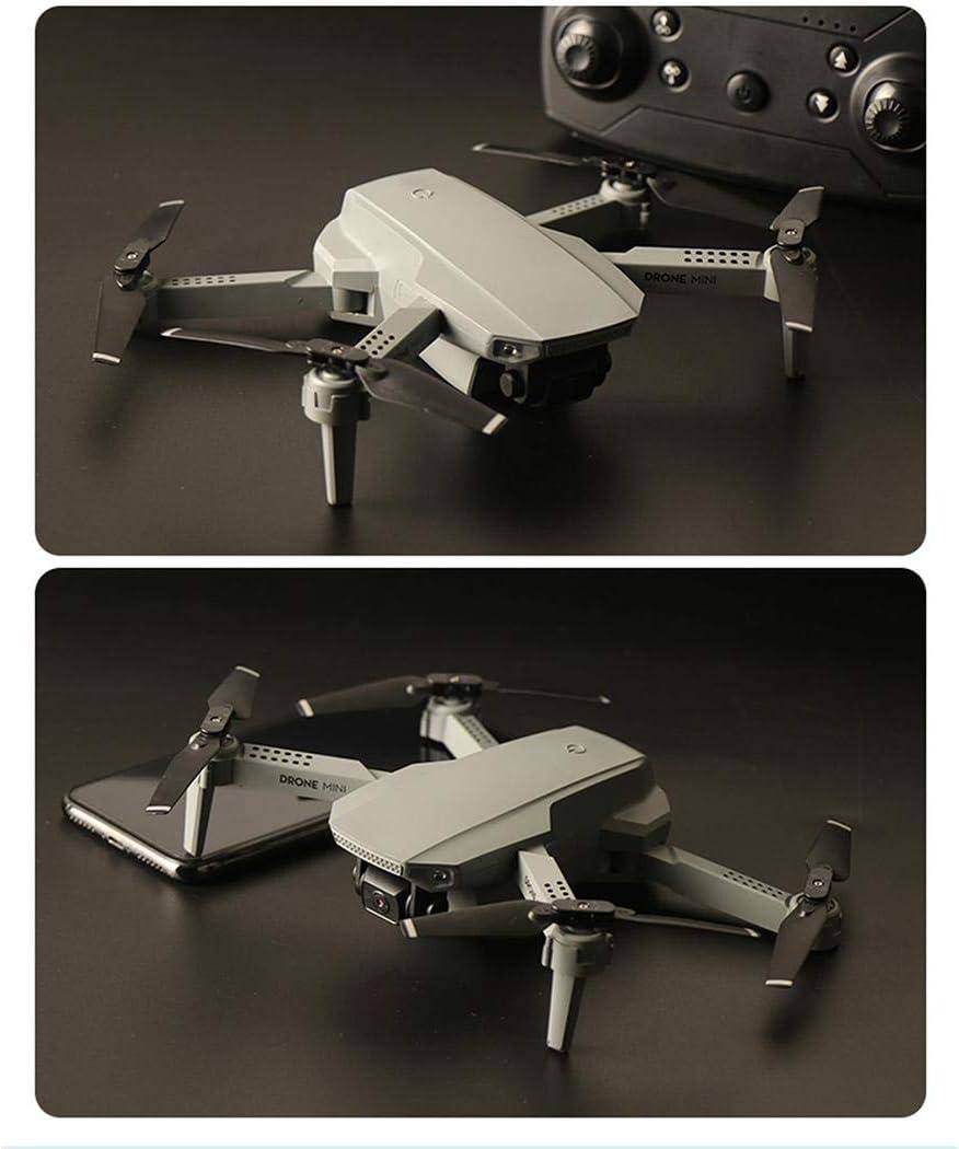 Fandazzie E88 Mini UAV 4K Luftbild-Faltquadcopter Campinggrills