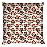 Cheech & Chong Up In Smoke Bambu Comedy Duo Throw Pillow