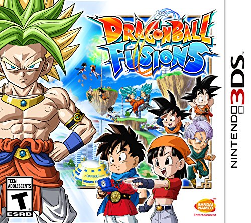 [Dragon Ball Fusions - Nintendo 3DS] (Nintendo Ds Dragon Ball)