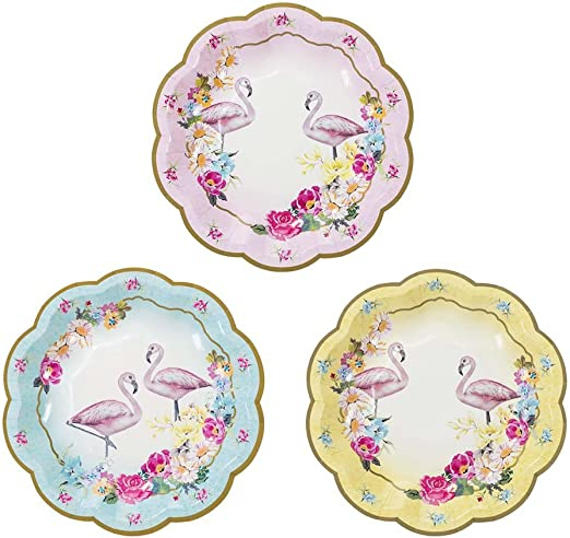 Amazon.com: Talking Tables Truly Flamingo 7