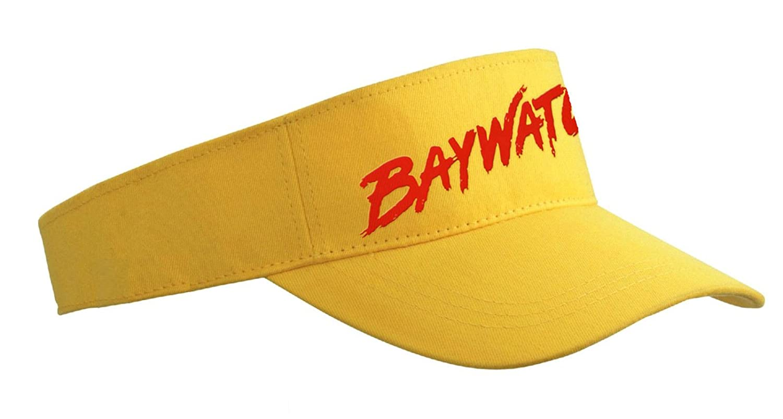 Visera, diseño Baywatch Malibu Jaune - Jaune Talla única : Amazon.es: Ropa y accesorios