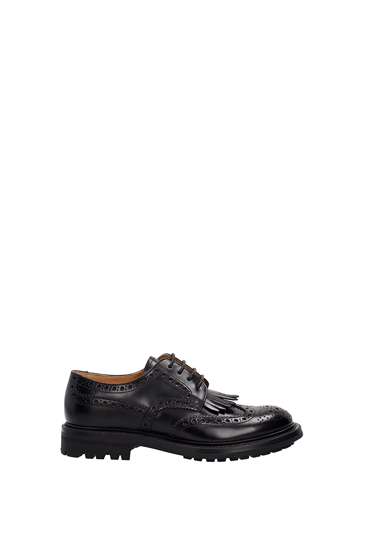 Zapato DE Cordones Priscilla Black Church's 37 EU