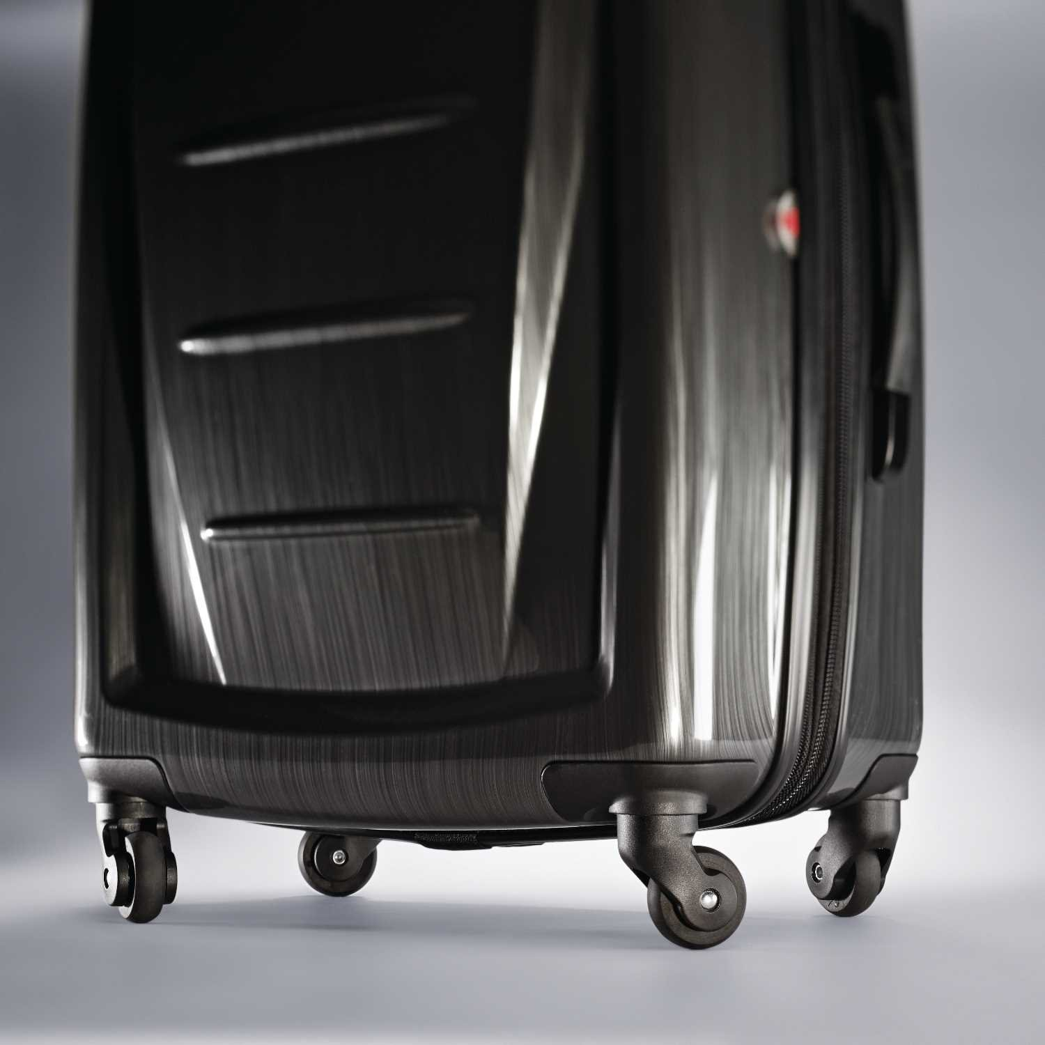 Samsonite Winfield 2 Hardside 24'' Luggage, Brushed Anthracite by Samsonite (Image #3)