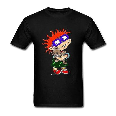 AYYUCY Camisetas y Tops Hombre Polos y Camisas Mens Chuckie ...