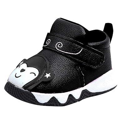Zapatos de bebé, Bebé niños Calientes Chica Chicos Cartoon ...