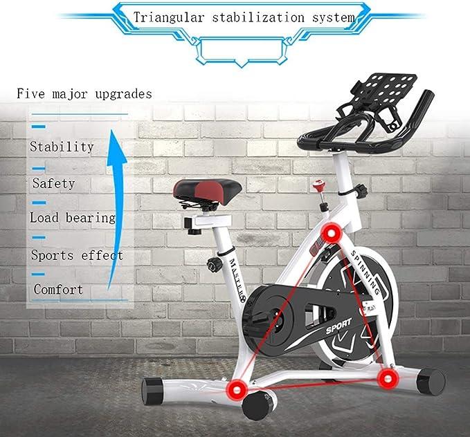 Bicicleta de spinning Bicicleta de ejercicios para el hogar ...