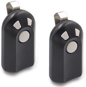 2 Replacement for Genie Intellicode ACSCTG Type 1 Garage Door Opener Remote (G-Visor-1)