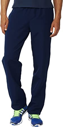 kiwi preferible Enfatizar  adidas Men Pants Athletic Tracksuit Ess Stanford B Training Running AA1664  New (S) Collegiate Navy at Amazon Men's Clothing store