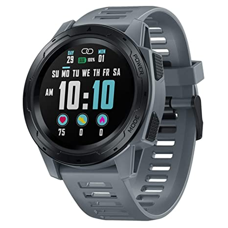 Amazon.com: Zeblaze Vibe 5 PRO Smart Watch with All-Day ...