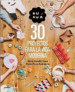 Book Duduá. 30 proyectos para la vida moderna
